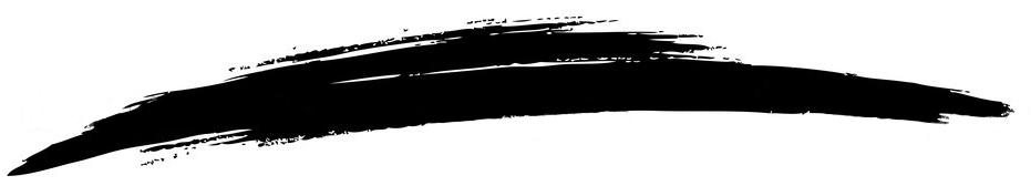 Set of Hand Drawn Grunge Brush Lines, vector illustration
