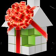 картинка домен в подарок hosting-dom