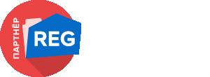 Официальный логотип компании РЕГ.РУ (REG.RU). Все права защищены.